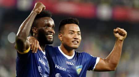 ISL: Chennaiyin FC crush Atletico de Kolkata 3-0 in firstleg