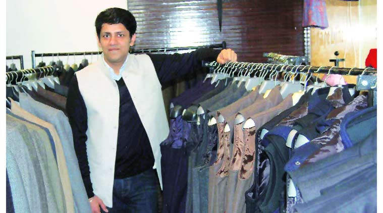 The Jacket factory, winter style, winter fashion, winter men's fashion, fashion style, vibhu mehra, chandigarh news