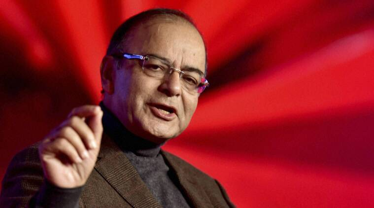 File photo of Arun Jaitley