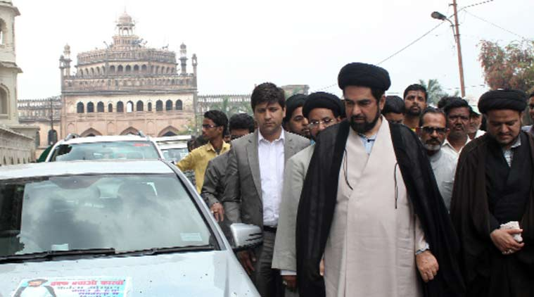anti prophet remarks, Hindu Mahasabha, Kamlesh Tiwari, rophet Muhammad,Shia cleric Maulana Kalbe Jawwad, lucknow news