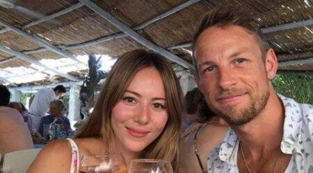 Jenson Button, Jenson Button wife, Jenson Button divorce, Jenson Button splits, Jenson Button wife photos, Button splits, Button divorce, sports news, sports