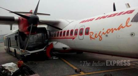 plane crash, aircraft crash, plane crash kolkata airport, jet airways, india plane crash, kolkata airport, Plane Crash Photos, Aircraft crash photos, kolkata news, india news
