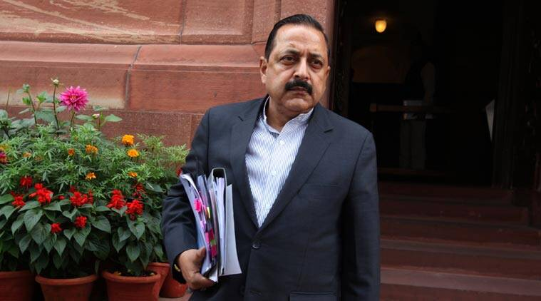 Jitendra Singh, GST, Goods and Services Tax, GST-J&K, Jammu and Kashmir news, J-K economy, Indian Express news, India news, national news,
