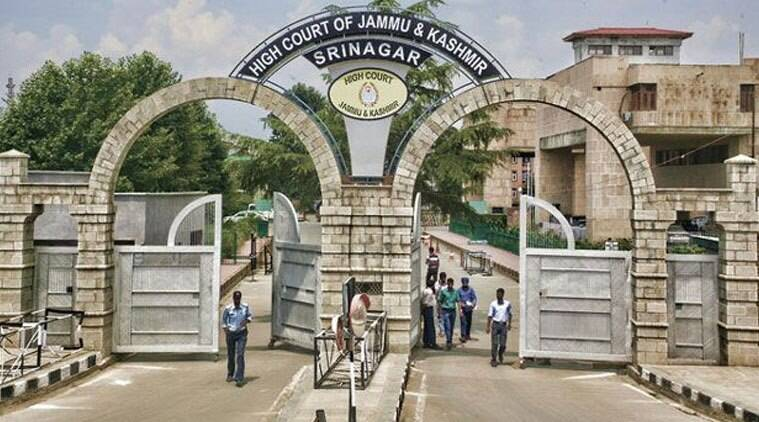 jammu Kashmir, jammu Kashmir High Court, j&k jammu Kashmir, jammu Kashmir IAS officers, india news, indian express