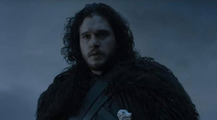 Game of Thrones, Jon Snow, Game of Thrones trailer