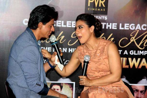 Shah Rukh Khan, Kajol, Dilwale, Dilwale trailer, bollywood, entertainment
