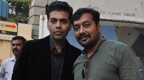 karan johar, anurag kashyap, karan johar movies, anurag kashyap movies, karan johar upcoming movies, anurag kashyap upcoming movies, karan johar news, anurag kashyap news, entertainment news