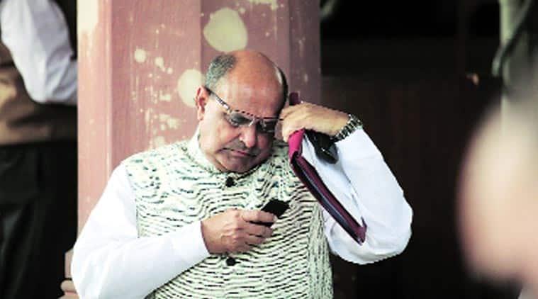 KC Tyagi, BJP JDU alliance, JDU rejects BJP alliance, RS Prasad, India news, Indian Express