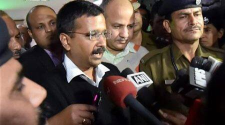 Will construct two-tier elevated roads with BRT corridor and expressway: Arvind Kejriwal