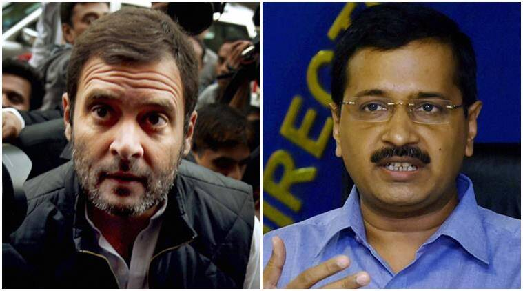 Ahead of 2019 Lok Sabha polls, AAP, Congress in touch for alliance in Delhi: Sources