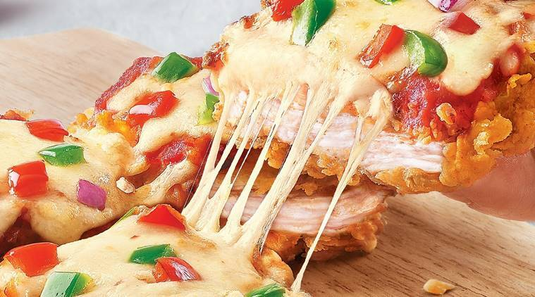 KFC's new 'Chizza' sounds promising, but fails to hit the ...