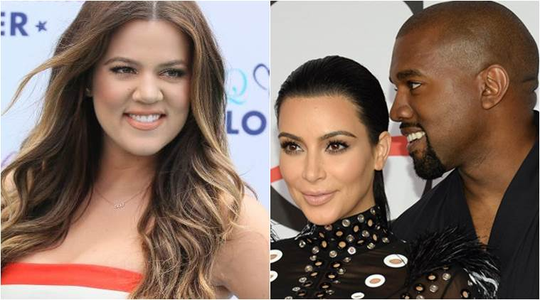 Khloe Kardashian has visited her sister Kim Kardashian West in hospital. (Source: Reuters)