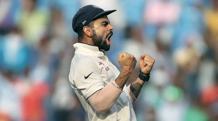 Virat Kohli says it was baffling that many people in India were reluctant to praise their own team. (Source: AP photo)