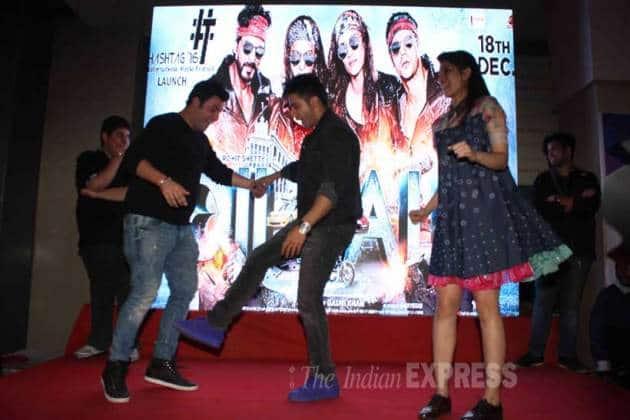 Varun Dhawan, Varun Sharma, Kriti Sanon