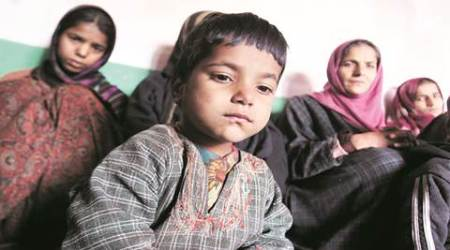 In Kupwara's 'village of widows', three wives wait for news of husbands