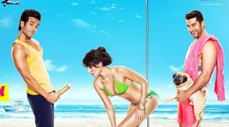 article entertainment bollywood revealed tusshar aftab naughty with mandana kool hain poster