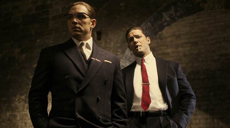 Legend review, Legend movie review, Legend film review, Tom Hardy, Christopher Eccleston, Emily Browning, David Thewlis, Jane Wood, Brian Helgeland, Legend, Legend rating, Legend stars, film review, movie review, review