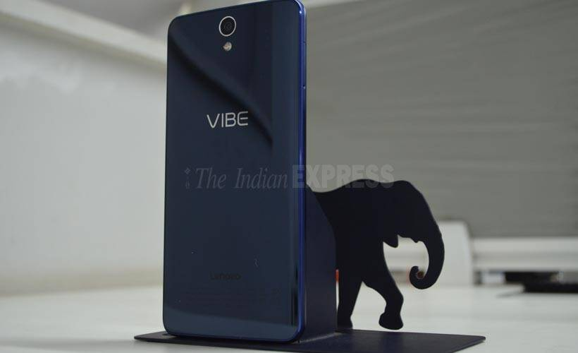 Lenovo Vibe S1 #ExpressReview: Crafted with metal and glass for