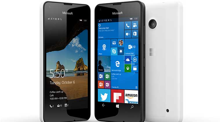 Microsoft Lumia Windows 10, Lumia Windows 10 devices, Lumia 550 India launch, India budget Lumia phones, Windows Lumia 10 smartphones, Microsoft India, Lumia budget India, budget Lumia phones, Technology, technology news