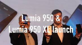 Microsoft Lumia 950 & 950XL Launch