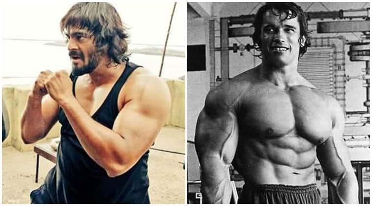 The Secret To Arnold Schwarzenegger's Arm Size ...