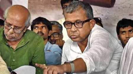 Manas Bhunia heaps praise on CM Mamata Banerjee, Adhir calls her anopportunist