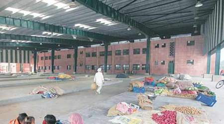 Punjab Mandi Board meeting this month: Heat over AC market in Mohali as no shop, SCO allotted