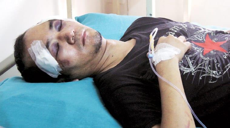 manipur man, Lal Bruce Thangkhal, violence, manipur man beaten up, delhi news