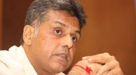 Manish Tewari: Indian Express story on troop movement unfortunate but true