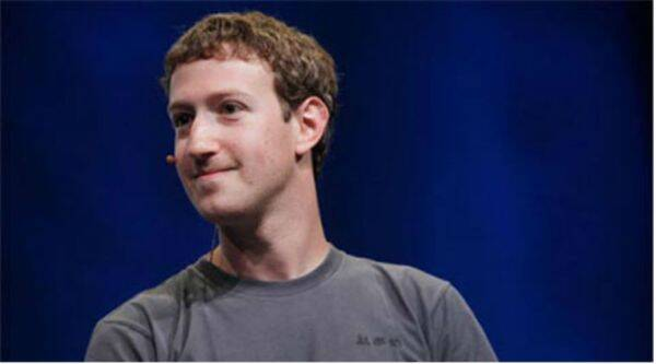 Mark Zuckerberg, CEO & Co- Founder, Facebook.