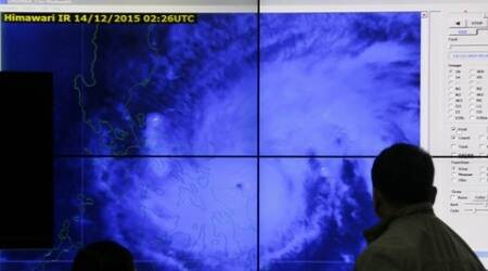 Philippines typhoon: Nine killed as storm Melor causes chaos