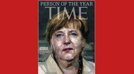 Time names German chancellor Angela Merkel as 'Person of the Year'