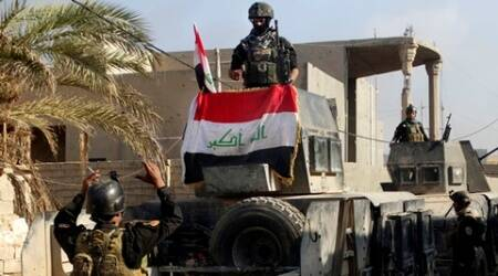 Calm prevails after Iraq troops routed Islamic State from Ramadi center