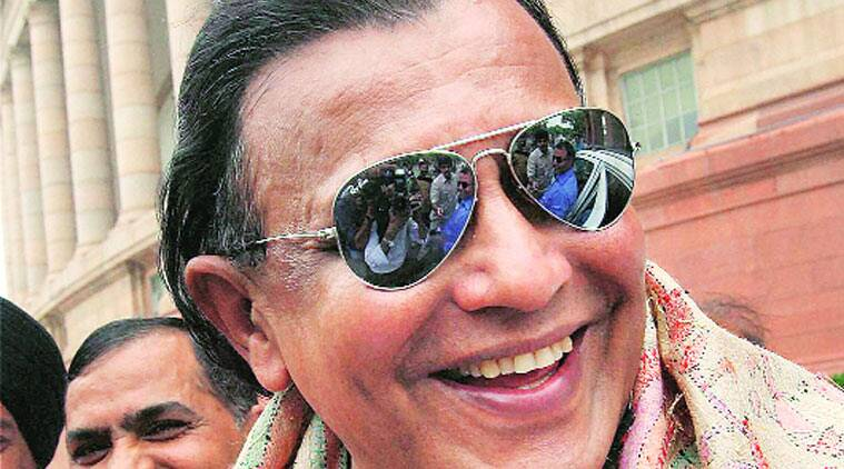 Mithun Chakraborty had distanced himself from the TMC after being summoned by ED over Saradha scam, one of his aides claimed.