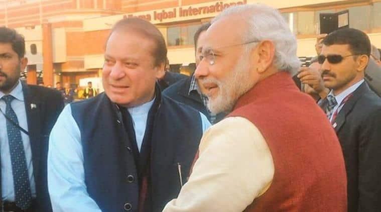 Nawaz Sharif, Narendra Modi, Modi Lahore, Modi Pakistan visit, Modi Lahore visit, Mod Sharif, Modi sharif meeting