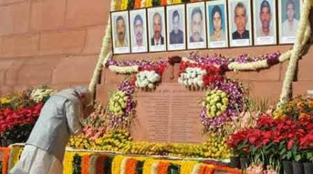 parliament attack, india parliament attack, 2001 parliament attack, parliament attack 2001, narendra modi, sonia gandhi, parliament, india parliament, india news