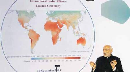 Eye on the Sun, India takes lead in powerAlliance