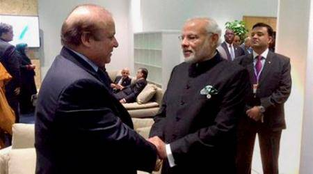 How the Pakistani press covered the Modi-Sharif meeting in Paris