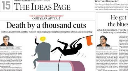Here are six Indian Express op-eds that created the most impact in2015