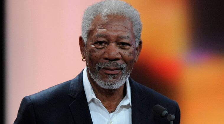 Morgan Freeman, Veteran actor Morgan Freeman, Veteran actor Morgan Freeman safe, plane crash lands in Mississippi, entertainment news