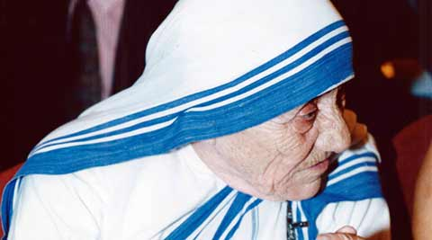 Sushma Swaraj to lead Indian delegation at Mother Teresa's canonisation in Vatican