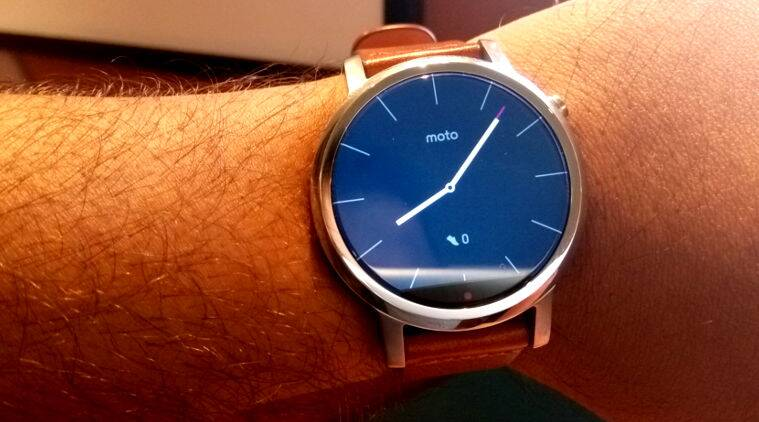 """""""If you forget about the smart bit of the Moto 360, consumers can still opt for it."""""""