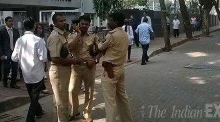 Mahim: Three cops suspended for beating up sweet shop workers