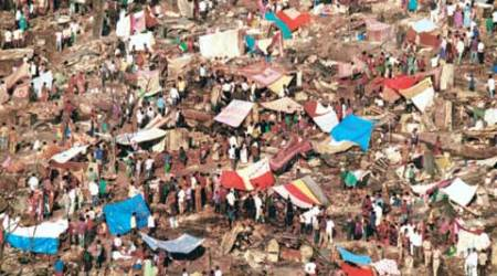 Centre gives nod to 3,600 houses for those living in untenable slums inRajkot