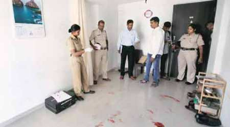 Merchant navy officer kills wife, her 'lover'