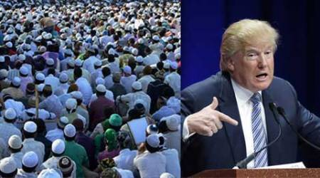 'Hi Donald, we're Muslims!' Scots invite Trump to visit a mosque