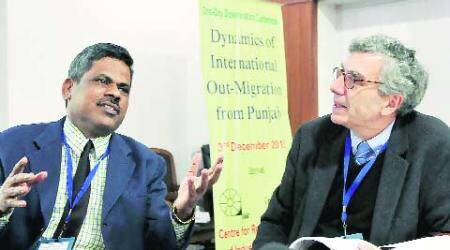 Hardly any data in Punjab onemigrants