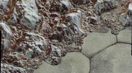 NASA probe beams best close-up images of Pluto