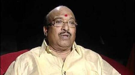 Booked for 'hate speech', Natesan claims his words were 'distorted'
