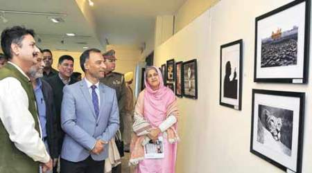 'Newscapes 3' showcases photos that made news inChandigarh